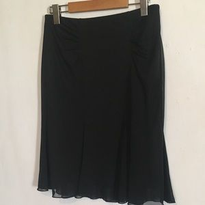 Black skirt le chateau
